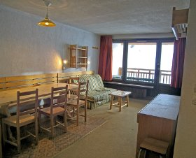 Location Appartement Val Thorens 8 personnes