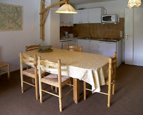 Location Appartement Les Contamines 6 personnes