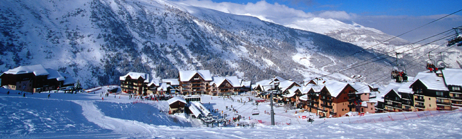 Station de ski valmeinier hotels et plan des pistes valmeinier - Office du tourisme valmeinier 1800 ...