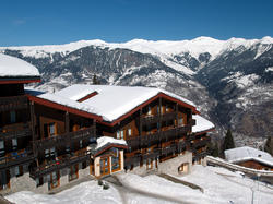 Hotel Odalys Les Brigues - Courchevel